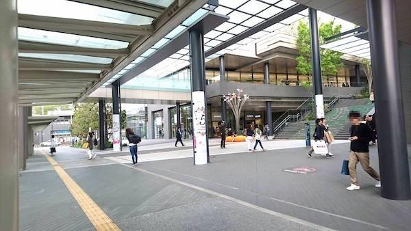 二子玉川バスターミナル