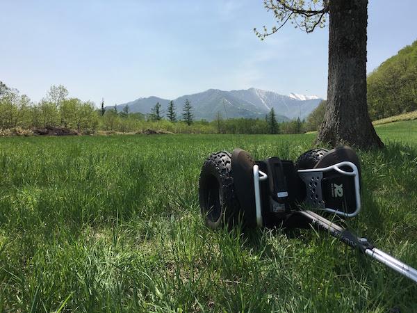 十勝千年の森のセグウェイツアーの楽しみ方(4)
