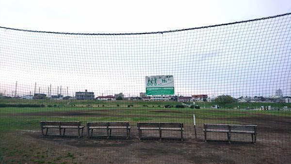 多摩川河川敷9