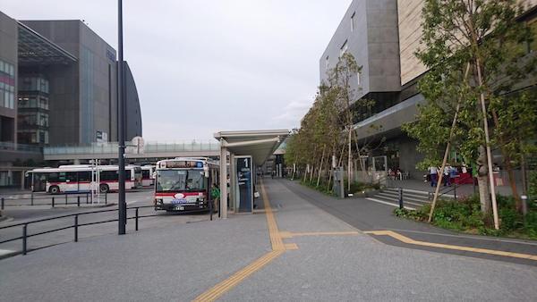 二子玉川バスターミナル2